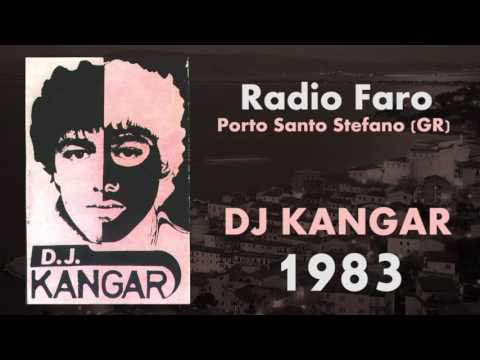 DJKangar - Radio Faro - 1983 - Porto Santo Stefano