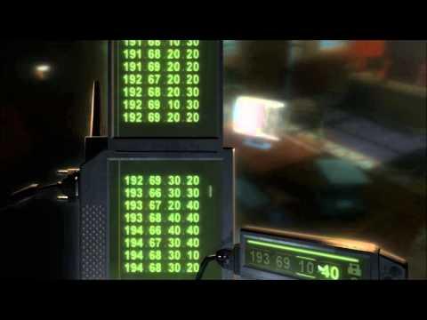 Splinter Cell: Chaos Theory - Ghost Run through the Bank