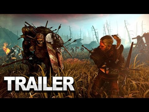 Witcher 2: Enhanced Edition - Launch Trailer