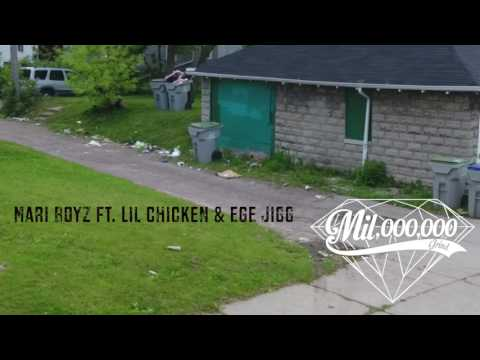 Mari Boyz Ft. Lil Chicken & EGE Jigg - In A Week [Prod. Tay Love]