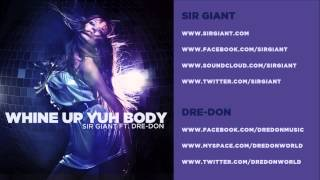 Dre-Don Whine Up Yuh Body  (radio edit)