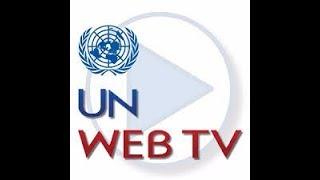 LIVE NOW: SPECIAL SESSION ON JERUSALEM AT THE U.N.