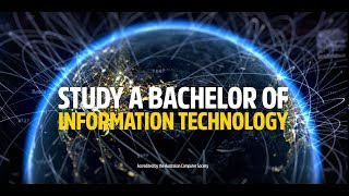 Study a Bachelor of Information Technology at Flinders