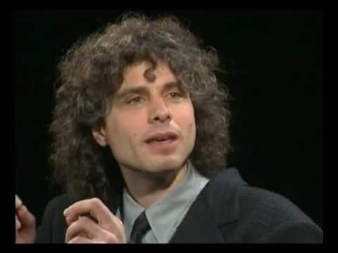 Steven Pinker: Language and Consciousness, Part 1 Complete: Thinking Allowed w/ J. Mishlove
