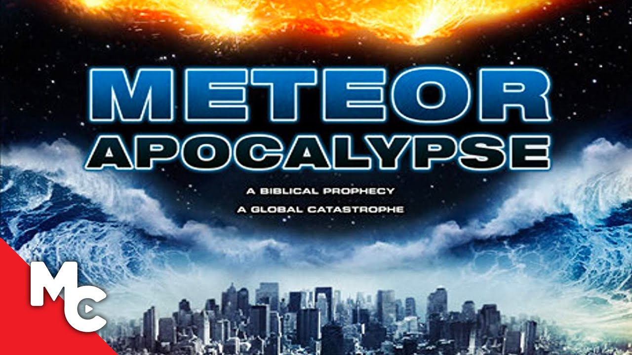 Meteor Apocalypse | Full Action Adventure Movie