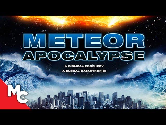 Meteor Apocalypse | Full Action Adventure Movie