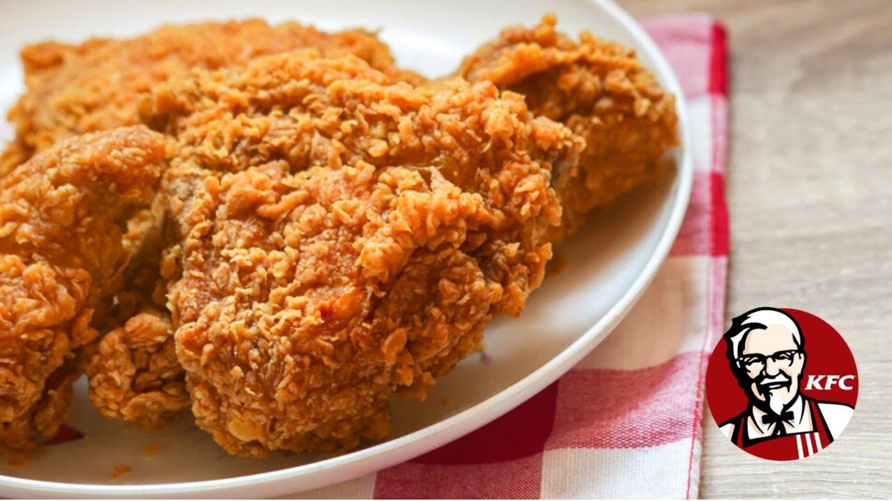 How To Make KFC Fried Chicken / Recipe Secret Revealed