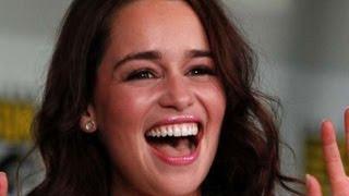 Emmys 2013: Emilia Clarke on
