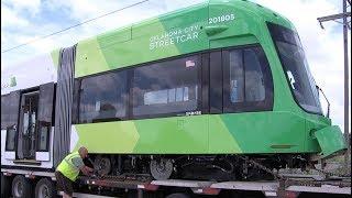 The Bermuda Green Streetcar Arrives