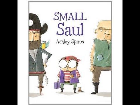 Children's book read aloud. 'Small Saul'