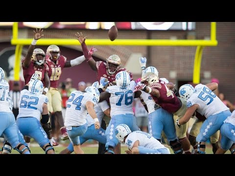 FSU Falls To UNC On Game-Ending Field Goal   A SEASON WITH FLORIDA STATE FOOTBALL