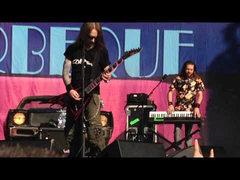 Children Of Bodom - Scream For Silence (live in tuska 2014)