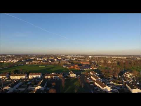 Drone Over clondalkin