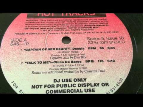 Double / The Captain Of Her Heart (Hot Tracks Extended Mix)