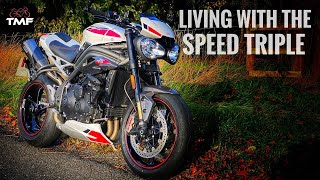 Triumph Speed Triple RS Review | What's it like to live with? - Lessons Learned