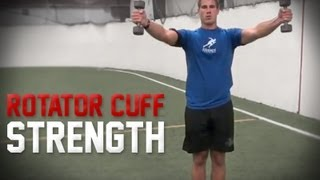 Baseball Drills | Shoulder Strength | Rotator Cuff
