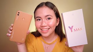HUAWEI Y MAX UNBOXING & QUICK REVIEW