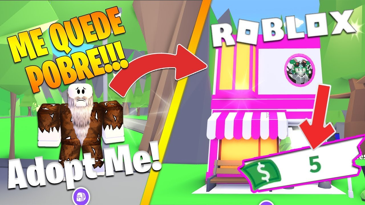 Robloxcomo Conseguir Dinero Rapido Adopt Me By Elninjapro - roblox adopt me hack 2019 how to get money fast on adopt me