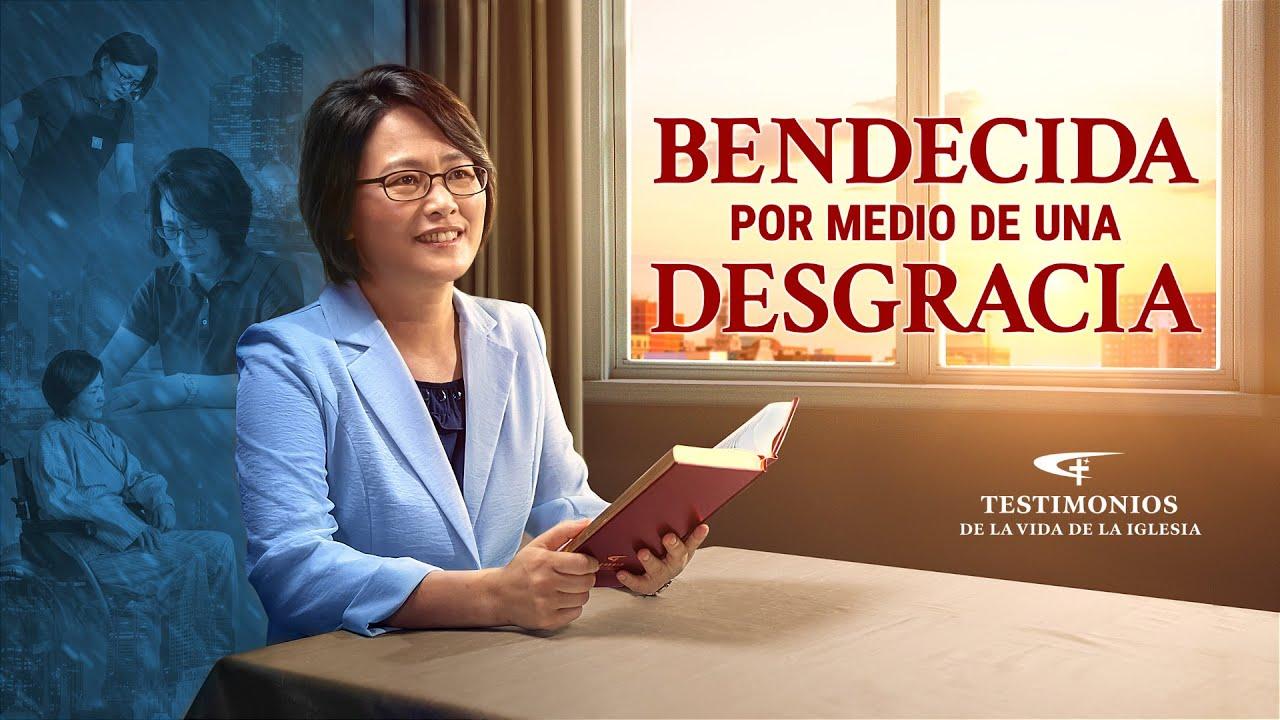 Testimonio cristiano en español 2020   Bendecida por medio de una desgracia