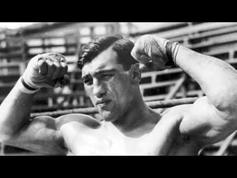 Primo Carnera; The Real Rocky Balboa