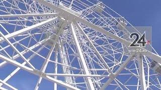 Озвучена стоимость билета на новое колесо обозрения «Манзара» в нижнекамском парке «СемьЯ»
