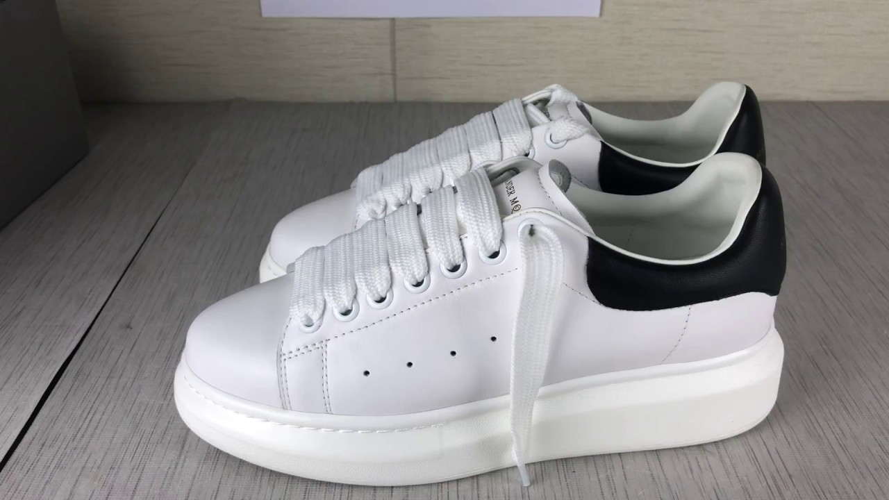 4db4e980229ee 2018 Alexander Mcqueen Oversized Sneakers Review and Unboxing by lordkicks  sam