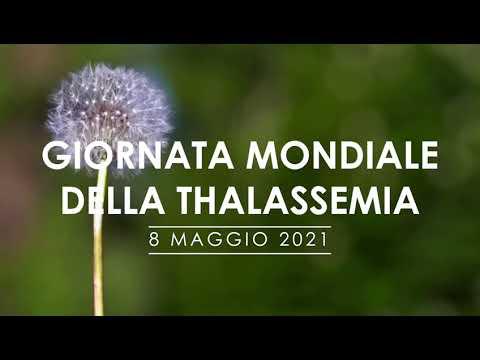 8 Maggio 2021 United per la Giornata Mondiale della Thalassemia