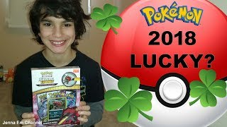 2018 Pokemon Cards Luckier Than 2017? (Part 2)