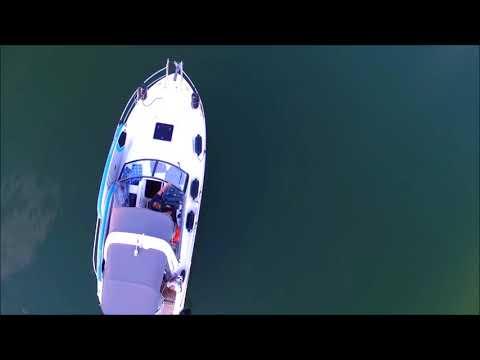 Tom Behrends: Der Neckar mit dem Sportboot
