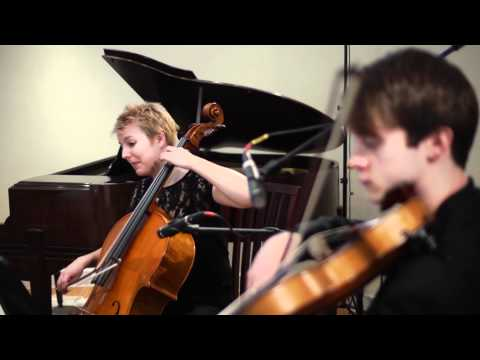 String Quartet - Canon in D (Music Students for Hire)