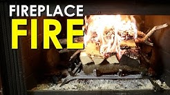 How to Build A Fireplace Fire   The Art of Manliness