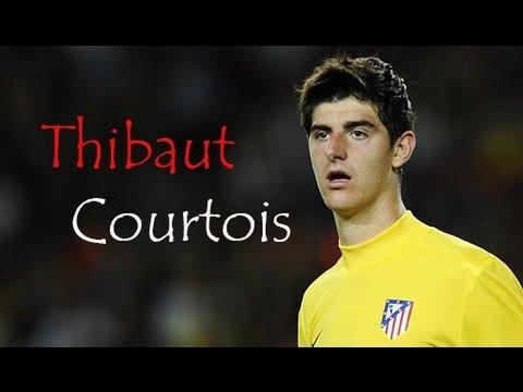 Thibaut Courtois  | Best Saves 2011 - 2013 | Atlético de Madrid