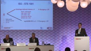 ESMO 2016: Press brief on results of trial of neoadjuvant chemotherapy in soft tissue sarcomas