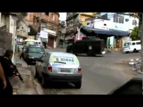 Rio de Janeiro Guerra sem Fim PARTE 1.wmv