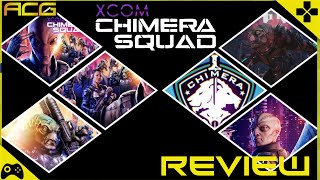 XCOM: Chimera Squad Review