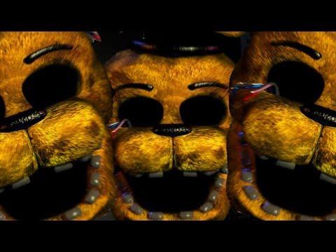 [WARNUNG] Golden Freddy