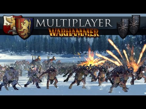 Valley of Chaos (Total War: Warhammer Battle #186) |