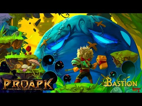 Bastion New Version 2019 Gameplay IOS (Action RPG) (FREE FIRST WEEK!)