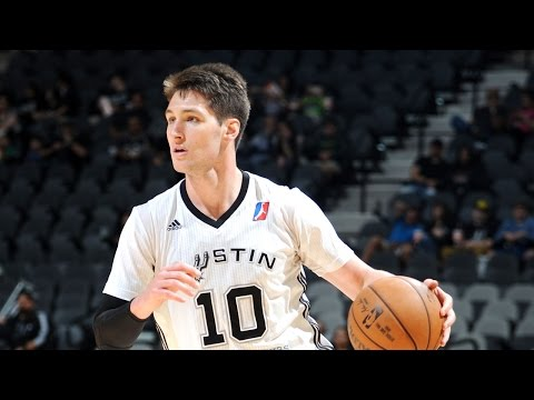 Ryan Arcidiacono NBA D-League Season Highlights w/ Austin Spurs