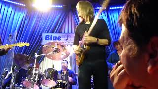 Eric Johnson & Mike Stern    Manhattan   Blue Note NYC 8 17 13
