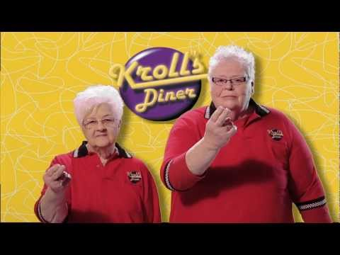 Kroll's Diner - And The Next Kroll's Ladies Are...