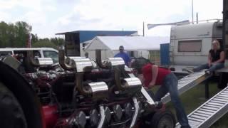Wild Hawk  freie klase Schlepper Panzermotoren Continental V12