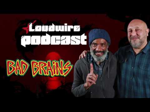 Loudwire Podcast #15 - Bad Brains' H.R. + Author Howie Abrams