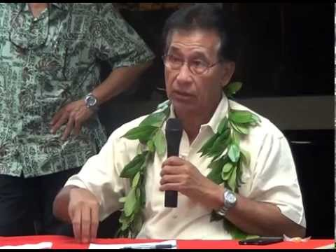 FSM President Mori Discusses 2023 Action Plan On Big Island