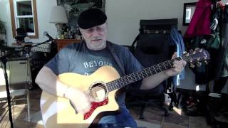 1488  - Good Day Sunshine -  Beatles cover with guitar chords and lyrics