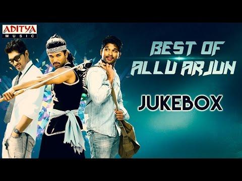 Best of Allu Arjun || Telugu Songs Jukebox