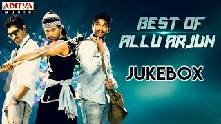 Best of Allu Arjun || Telugu Songs Jukebox