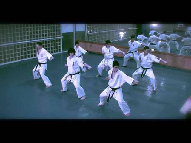 Karate Kyokushinkai Adultos BUN-KAY GYM Ripollet Travel Video