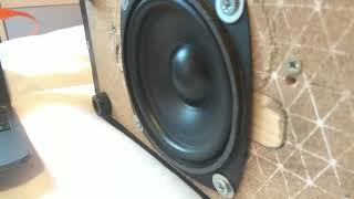 SUBWOOFER BASS TEST