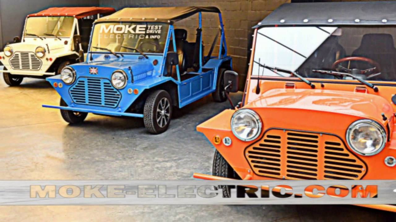 Moke Electric Com